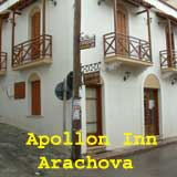 Apollon Inn, Arachova, Greece